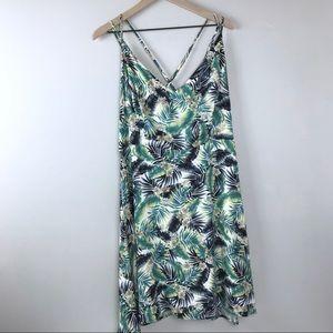 Plus size Forever 21 Hawaiian print dress size 2X
